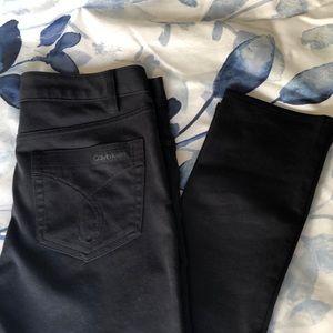 (NWOT) Calvin Klein | Women's Stretch Leggings